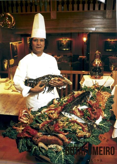 Moncho Neira · Chef Botafumeiro