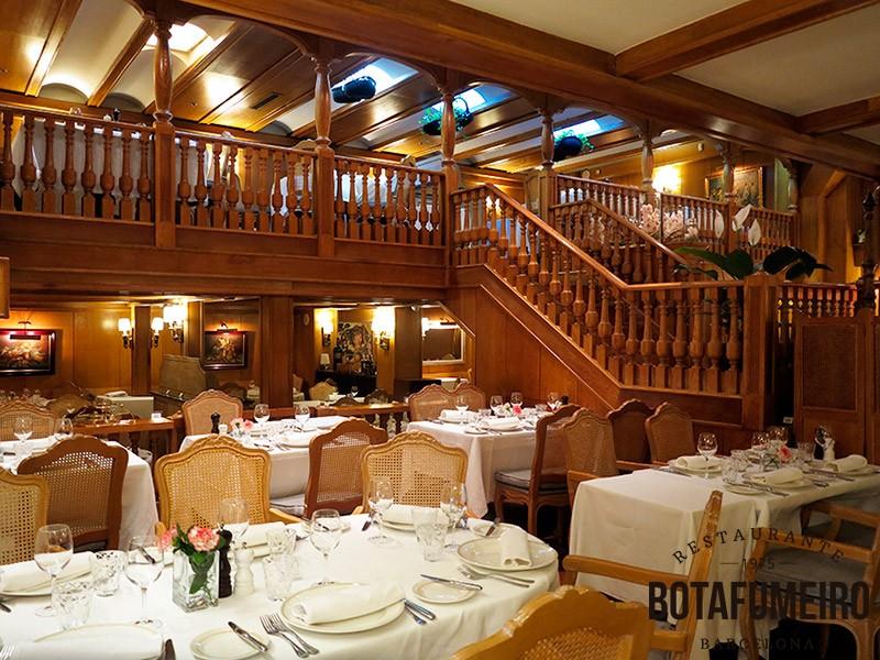 Salón Principal Botafumeiro