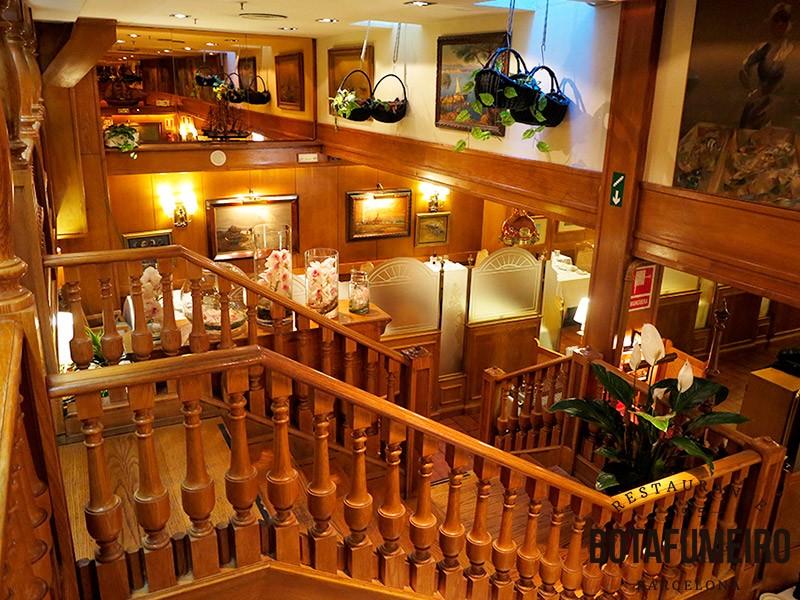 Botafumeiro Staircase