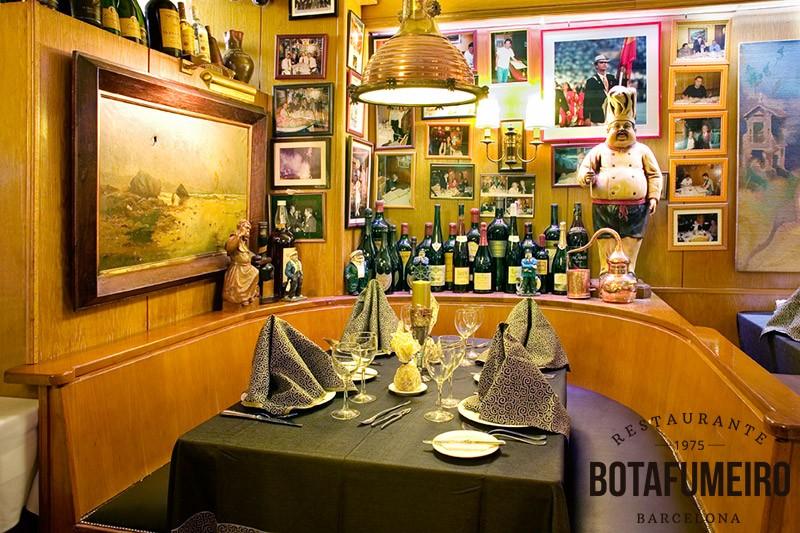 Botafumeiro Main Lounge